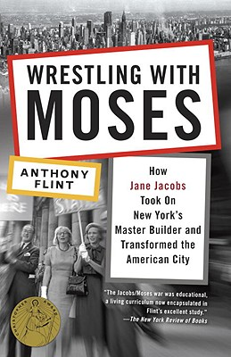 Wrestling With Moses By Flint, Anthony